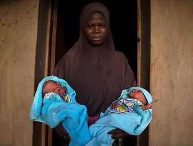 Igbo Ora, Tempat Bayi Kembar Terbanyak