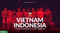Piala AFF U-22 2019: Vietnam Vs Indonesia (Bola.com/Adreanus Titus)