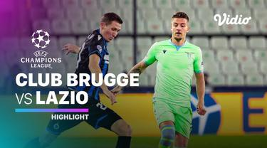 Berita video Lazio ditahan imbang oleh Club Brugge di matchday 2 Liga Champions