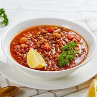 ilustrasi Resep Sup Kacang Merah/copyright by Shutterstock