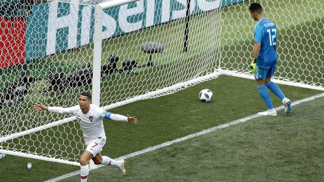 Cristiano Ronaldo Piala Dunia  Pesta Bola