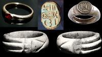 Ilustrasi cincin dengan kekuatan magis (http://www.ancient-origins.net/)