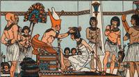 Konspirasi Jahat Hapus Ratu Mesir Kuno dari Sejarah (Daily Mail/Blue Lantern)