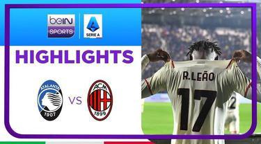 Berita video highlights Liga Italia, AC Milan kalahkan Atalanta 3-2, Senin (4/10/21)