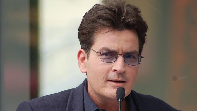 Charlie Sheen (wikimedia commons)