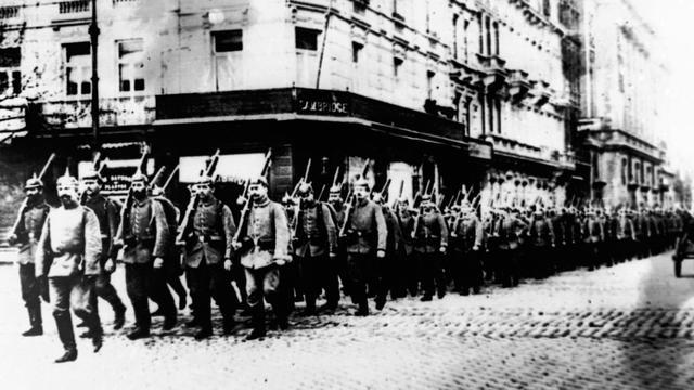FOTO: Mengenang 100 Tahun Berakhirnya Perang Dunia I