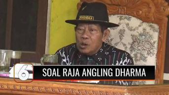 VIDEO: Jubir Angling Dharma Bantah Ada Kerajaan, Panggilan Raja Hanya untuk Pengikutnya