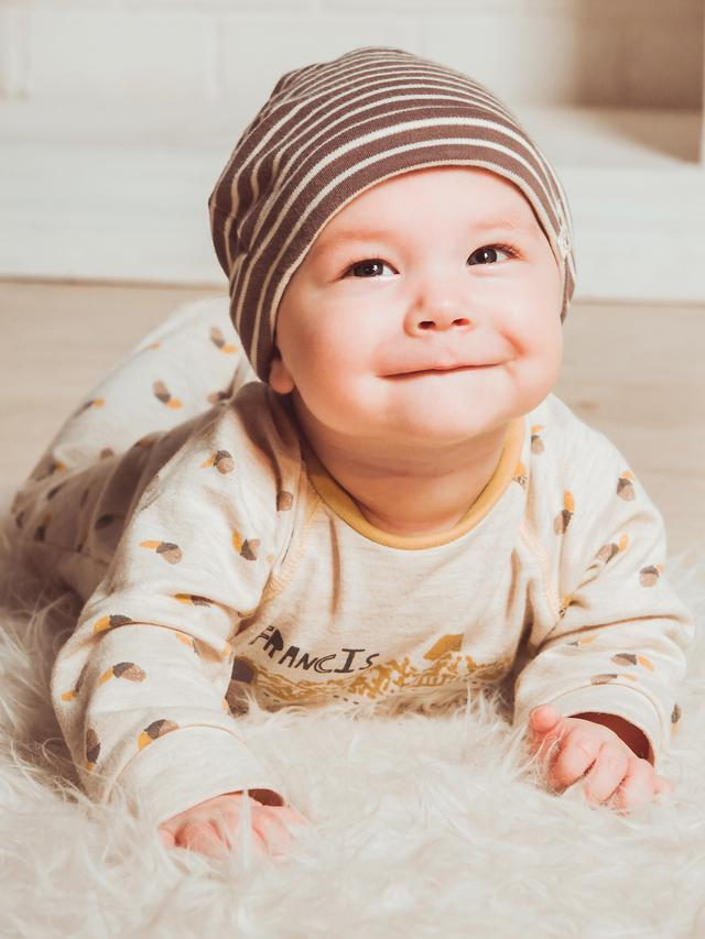 5 Suara Yang Dikeluarkan Bayi Ini Jelaskan Maksud Dan Keinginannya Global Liputan6 Com