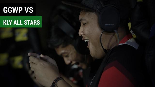 Berita video mengenai keseruan tim profesional GGWP melawan KLY All Stars pada launching The Battle of Youniverse (T-boy) Arena Of Valor.