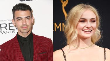 [Bintang] Joe Jonas dan Sophie Turner