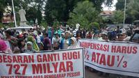 Pura Pakualaman disebut mendapat Rp 727 miliar sebagai kompensasi lahan terdampak bandara Kulon Progo. (Liputan6.com/Yanuar H)