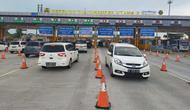Jasa Marga Keluarkan 4.000 Kendaraan ke GT Cikarang Barat 3 Untuk Kembali ke Jakarta (Ist)