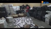Di gudang milik Jali, oknum pegawai BPOM Banjarmasin, petugas dari Satuan Narkoba Polda Kalimantan Selatan menemukan obat-obatan terlarang.