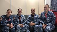 TNI Australia di Manado