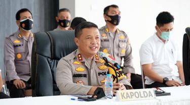 Kepala Polda Riau Irjen Agung Setya Imam Effendi.