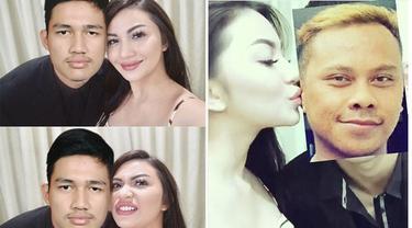 6 Editan Foto Ariel Tatum Bareng dengan Fans Ini Halu Banget, Kocak