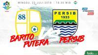 Liga 1 2018 Barito Putera Vs Persib Bandung (Bola.com/Adreanus Titus)