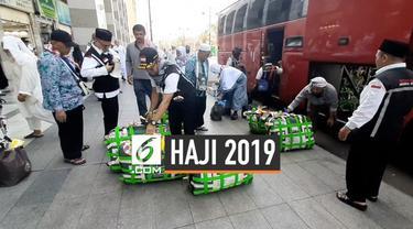 Ratusan jemaah haji Klotter Batam dan Solo tibadi Kota Madinah. Mereka akan menjalankan Ibadah Arbain di Kota tersebut. Suhu Madinah yang mencapai 40 derajat para jemaah haji diingatkan untuk selalu membawa air minum menghindari dehidrasi.