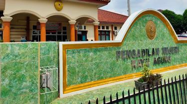 Pengadilan Negeri Kayuagung Tunda Sidang Bandar Narkoba Ketiga Kalinya