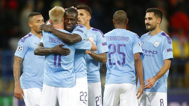 Manchester City Vs FC Shakhtar Donetsk