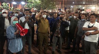 Ketua DPD Partai Demokrat Provinsi Banten Iti Jayabaya