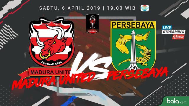 Jadwal Piala Presiden 2019 Madura United Vs Persebaya Di Indosiar
