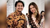 Mikha Tambayong dan Deva Mahenra (Sumber: Instagram/dvmikta)