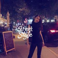Street style Velove Vexia. (Instagram/velovevexia)