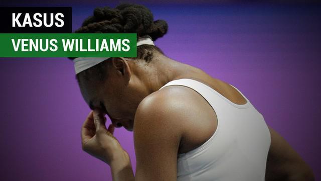 Berita video petenis dunia asal Amerika Serikat, Venus Williams, sedang dalam penyelidikan terkait kasus yang menewaskan seorang kakek.