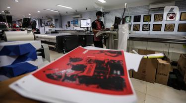 Industri Digital Printing Bertahan di Tengah Pandemi