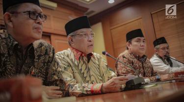 Jelang Pemilu 2019, PBNU Imbau Masyarakat Tak Golput