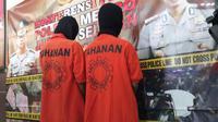 Polisi Buru Komplotan Begal Burung Hantu yang Beroperasi di Jaksel. (Liputan6.com/Ady Anugrahadi)