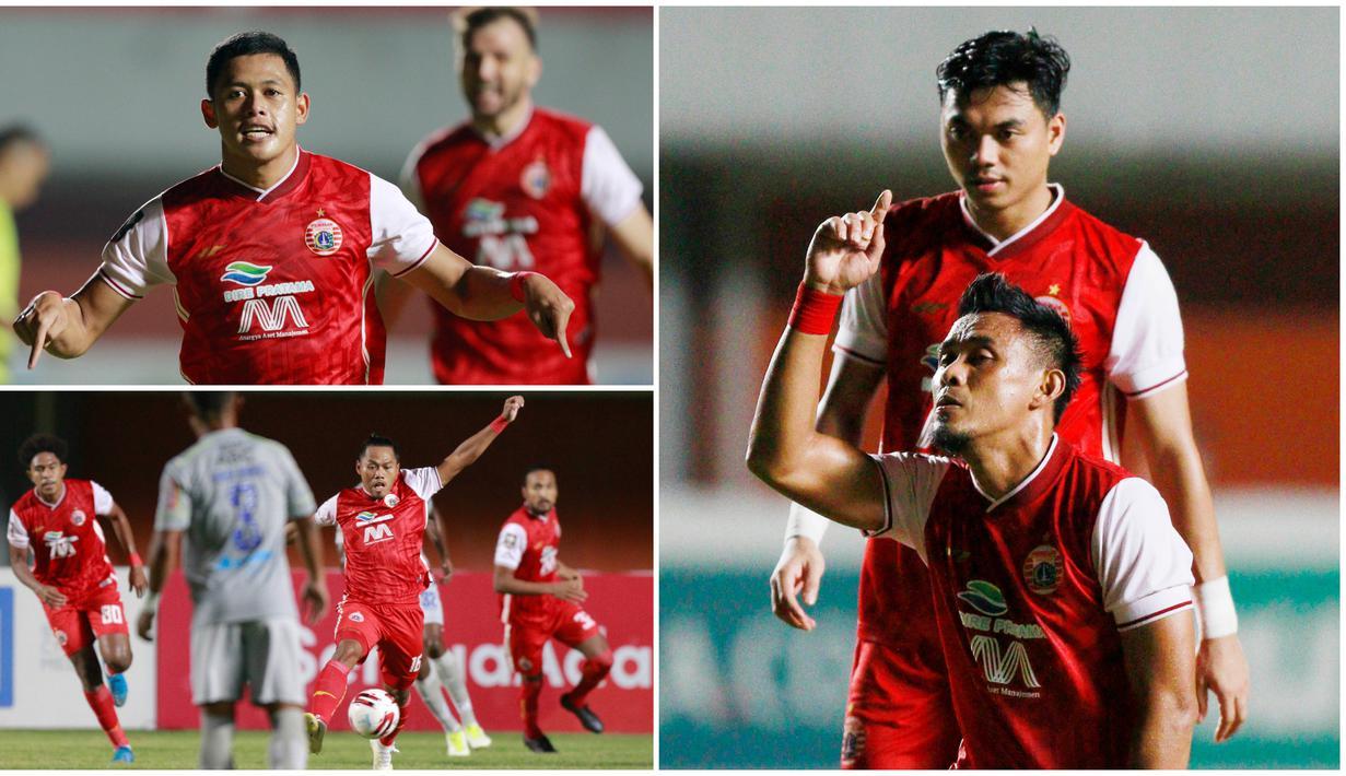 Persib Bandung harus menelan pil pahit kala dihajar Persija Jakarta dua gol tanpa balas pada laga leg pertama final Piala Menpora 2021. Yang lebih menyakitkan lagi, gawang Maung Bandung dijebol mantan pemainnya. Berikut empat mantan pemain Persib di Persija.