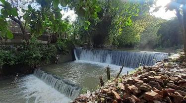 Dibangun Zaman Belanda, Bendungan Di Baki Sukoharjo Ini Dikelilingi 9 Sumber Air