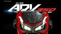 Honda dikabarkan tengah mengembangkan ADV350. (Motosaigon)
