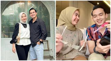 6 Potret Ikbal Fauzi dan Istri Usai Menikah, Umumkan Hamil Anak Pertama
