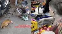 Viral Bocah 'Silver' Ini Sisihkan Pendapatannya Untuk Beri Makan Kucing, Bikin Haru. (Sumber: Instagram/cat_lovers_in_the_world)
