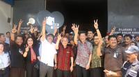 Mendapat dukungan para kerja, Gus Ipul semakin yakin dirinya bersama Puti Guntur Soekarno mampu meraup suara maksimal.