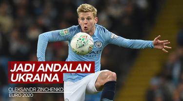 Berita Video Dua Bintang Liga Inggris Jadi Andalan Ukraina di Euro 2020