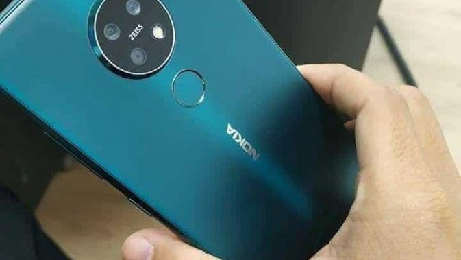 Penampakan Nokia 7.2. (Doc: Techmesto)