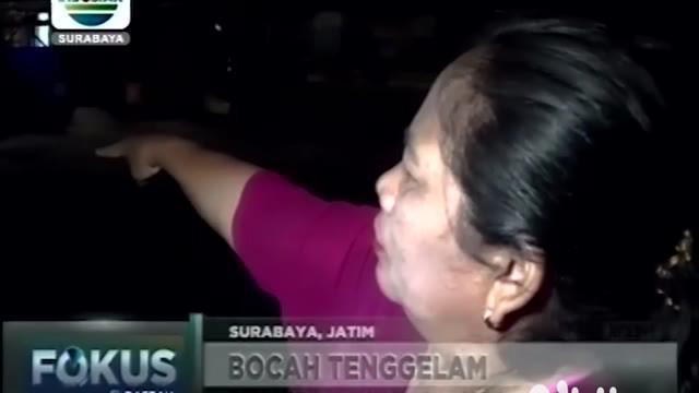 Seorang bocah 7 tahun, asal Jalan Kalisari, Mulyorejo, Surabaya tewas tenggelam di kawasan pintu air Kalisari, Sabtu sore, saat bermain bersama teman-teman sebayanya.