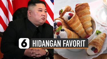 Kepala negara juga punya menu makanan favorit. Seperti Jokowi sangat menyukai makanan desa yang direbus.