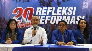 PAN Bakal Gelar Refleksi 20 Tahun Reformasi di Gedung DPR/MPR