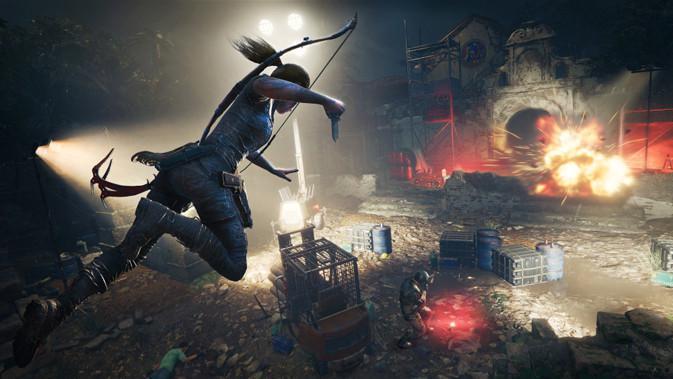 Shadow of the Tomb Raider. (Doc: Square Enix)