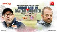 UNION BERLIN vs BAYERN MUNICH (Abdillah/Liputan6.com)