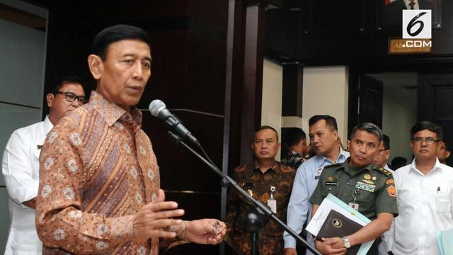 Menko Polhukam Wiranto meminta masyarakat menghormati keputusan majelis hakim yang menghukum Basuki Tjahaja Purnama  selama 2 tahun penjara