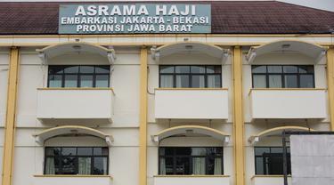 Asrama Haji Embarkasi Bekasi