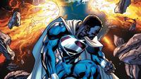Superman versi Val-Zod. (DC Comics via worldofblackheroes)