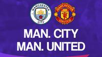 Premier League - Manchester City Vs Manchester United (Bola.com/Adreanus Titus)