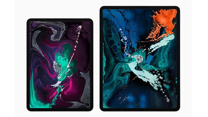 iPad Pro 2018. (Doc: Apple)
